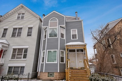Multi Family Home For Sale: 1116 West George Street
