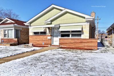 Berwyn Single Family Home New: 7010 Pershing Road