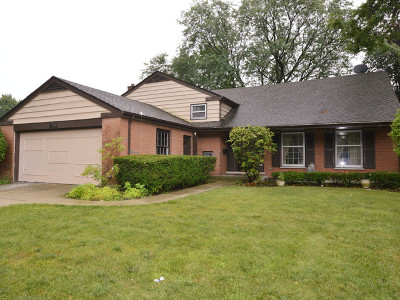 Arlington Heights Single Family Home New: 211 West Pickwick Road