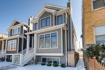 Chicago Single Family Home New: 6723 North Oliphant Avenue