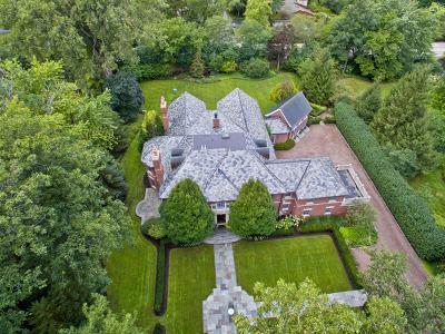 Winnetka Single Family Home For Sale: 58 Woodley Road