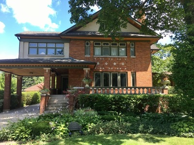River Forest Single Family Home For Sale: 815 William Street
