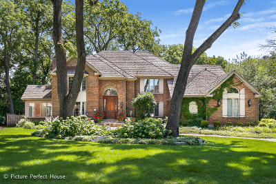 Naperville Single Family Home Contingent: 1136 Kinsie Court