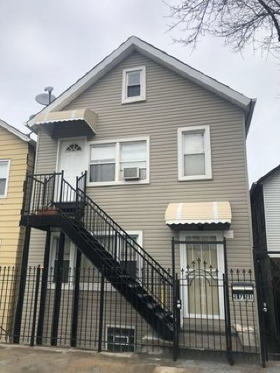 Chicago Multi Family Home New: 2721 South Crowell Street