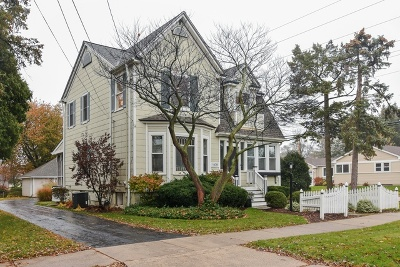 Arlington Heights Single Family Home For Sale: 1109 North Dunton Avenue