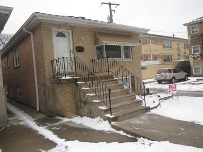 Berwyn Single Family Home New: 3035 Oak Park Avenue