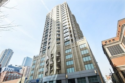 Condo/Townhouse New: 600 North Dearborn Street #1406