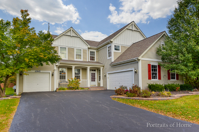 Naperville Rental Re-Activated: 2947 Forest Creek Lane