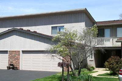 Oak Brook Condo/Townhouse New: 19w214 Ginny Lane West