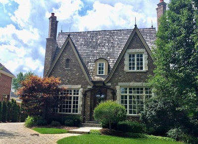 Hinsdale Single Family Home For Sale: 450 South Clay Street