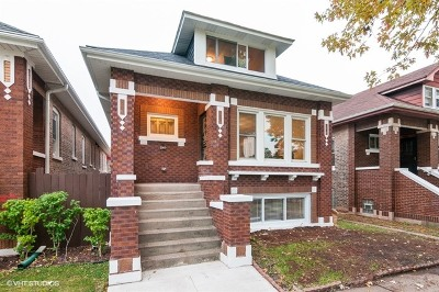 Berwyn Single Family Home New: 2505 Gunderson Avenue