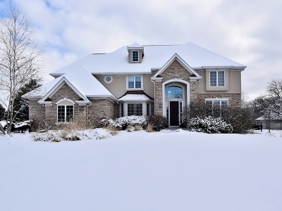 St. Charles Single Family Home For Sale: 39w345 Cambridge Court