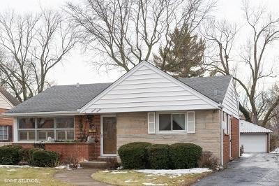 La Grange Single Family Home Price Change: 720 South La Grange Road