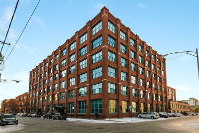 Chicago Condo/Townhouse New: 312 North May Street #4I