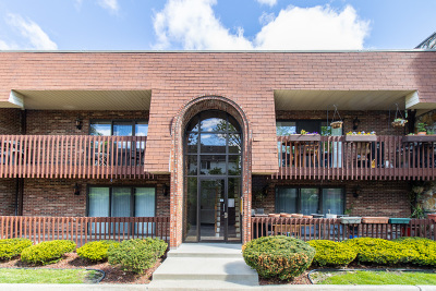 Willowbrook Condo/Townhouse New: 6321 Clarendon Hills Road #6