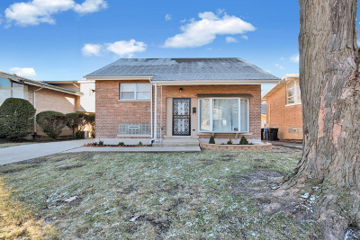 Chicago IL Single Family Home New: $208,900