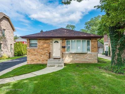 Glenview Single Family Home For Sale: 127 Elm Street