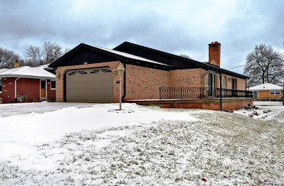 Arlington Heights Single Family Home New: 1113 South Belmont Avenue
