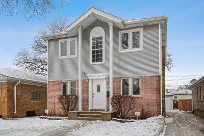 Chicago Single Family Home New: 4340 West Highland Avenue