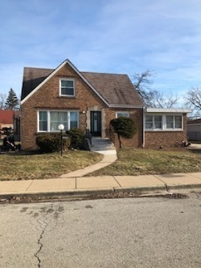 Chicago IL Single Family Home New: $199,900