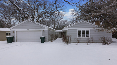 Wilmette Single Family Home For Sale: 125 Lockerbie Lane