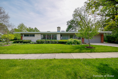Glen Ellyn Single Family Home For Sale: 761 Highview Avenue