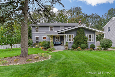 Glen Ellyn Single Family Home New: 760 Western Avenue