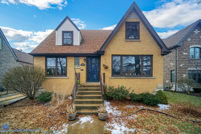 Evergreen Park Single Family Home For Sale: 9816 South Millard Avenue