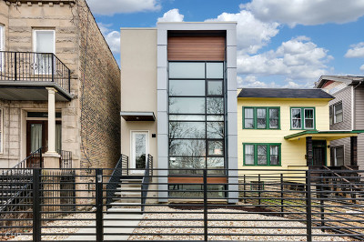 Single Family Home New: 2746 North Fairfield Avenue