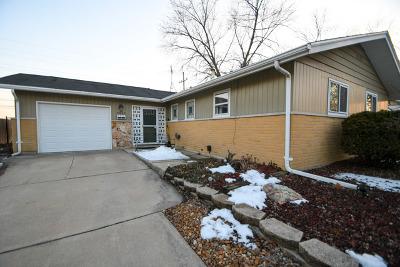 Oak Forest Single Family Home For Sale: 5507 Vine Street