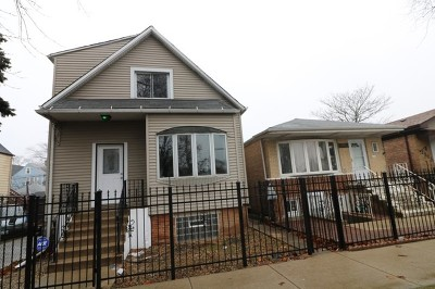 Chicago Multi Family Home New: 1809 North Keeler Avenue