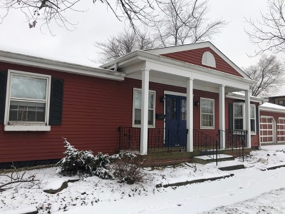 Lansing Single Family Home New: 17900 Glen Oak Avenue