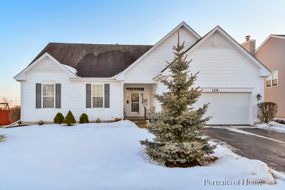 Sycamore Single Family Home For Sale: 114 Wilkins Road