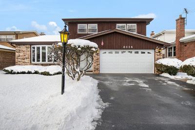 Morton Grove Single Family Home New: 8114 Marmora Avenue