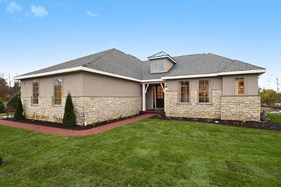Lake Forest Single Family Home New: 30 Orchard Circle