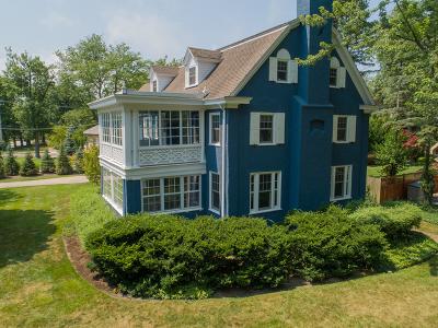 Glencoe Single Family Home For Sale: 160 Sheridan Road
