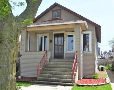 Chicago Single Family Home New: 5415 South Nordica Avenue