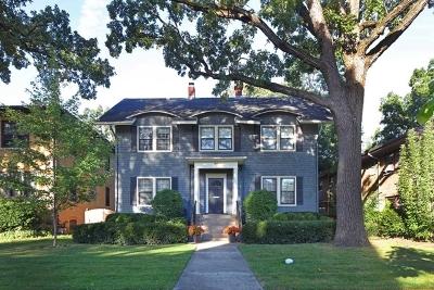 Riverside Single Family Home For Sale: 100 Kimbark Road