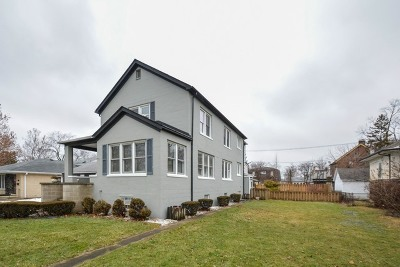 Brookfield Multi Family Home New: 9434 Congress Park Avenue