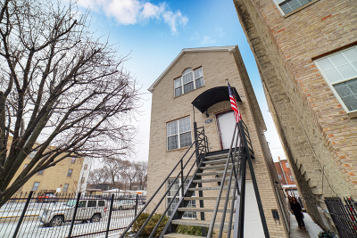 Chicago Multi Family Home New: 1457 North Rockwell Street