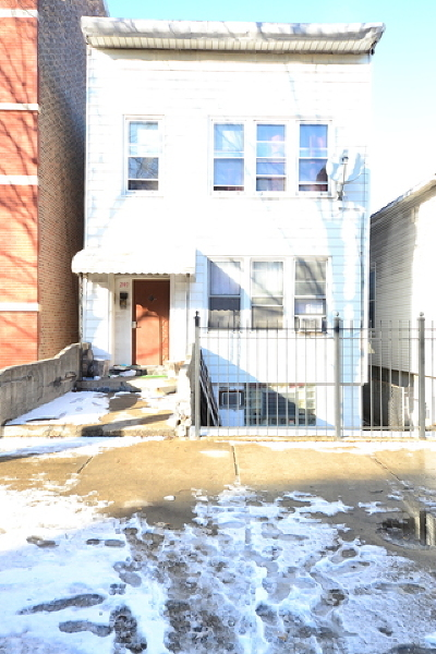 Chicago Multi Family Home For Sale: 240 West 24th Street
