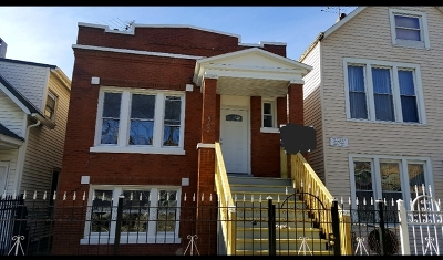 Chicago Multi Family Home New: 2852 South Keeler Avenue
