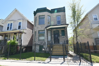 Chicago Multi Family Home New: 539 West 61st Place
