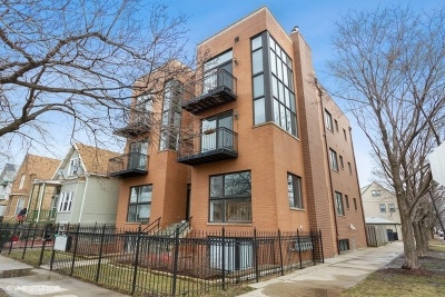 Chicago Condo/Townhouse New: 2901 North Fairfield Avenue #2N