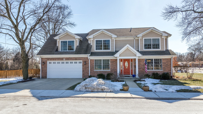 Arlington Single Family Home New: 315 North Dryden Place