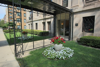 Chicago Condo/Townhouse New: 5000 North Marine Drive #14B