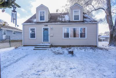Aurora Single Family Home New: 601 Glenview Avenue