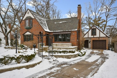 Glen Ellyn Single Family Home Contingent: 6 Ellyn Court