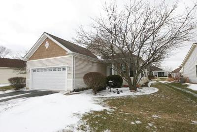 Huntley Single Family Home New: 12335 Laurel Lane