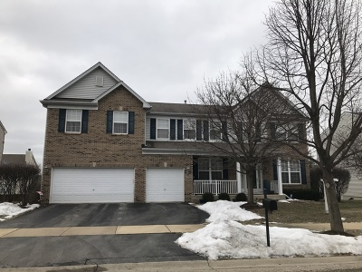Aurora Single Family Home For Sale: 2566 Rourke Drive